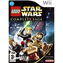 Lego Star Wars: The Complete Saga (Wii) by ACTIVISION