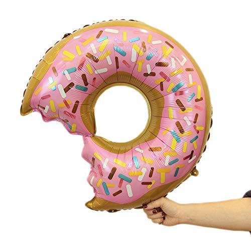 Doughnut Donuts - Globos hinchables de aluminio con diseño de helado, para...