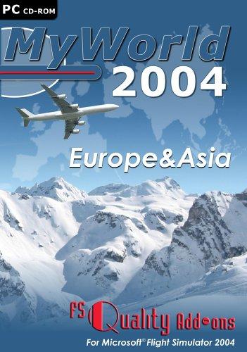 NBG EDV Handels & Verlags GmbH Flight Simulator 2004 - My World 1 Europa/Asien