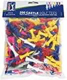 200 Castle Golf Tees