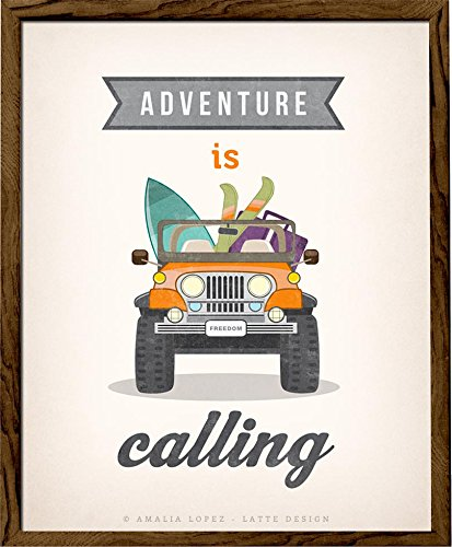 adventure-is-calling-print-print-by-latte-design-adventure-print-jeep-print-jeep-poster-adventure-po