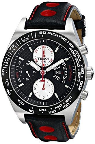Tissot T0214142605100 - Reloj de pulsera hombre, color Negro