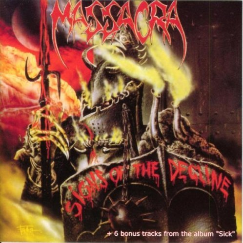 Signs of the Decline by Massacra