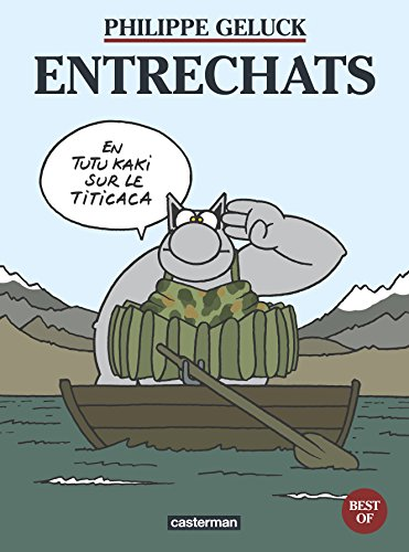 Le Chat - Best of, tome 4 : Entrechats