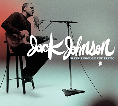 Jack Johnson: Sleep Through the Static (Audio CD)
