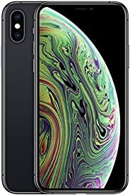 Apple iPhone Xs Max Without FaceTime - 256GB, 4G LTE, Space Gray