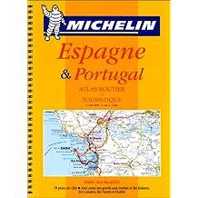 Espagne, Portugal. Carte numéro 460