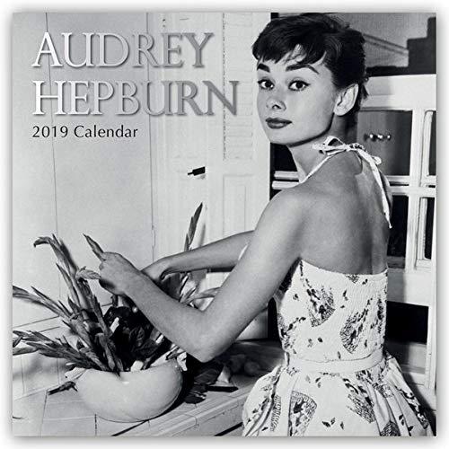 Audrey Hepburn 2019 - 16-Monatskalender: Original The Gifted Stationery Co. Ltd [Mehrsprachig] [Kalender]