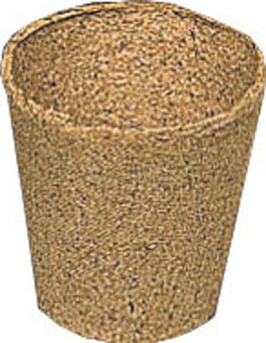 Romberg - 71016k - 96 pots biodégradables 6 cm rond version économique