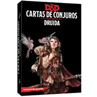 Dungeons and Dragons: druida - cartas de conjuros (castellano)