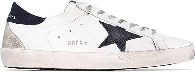 Golden Goose Luxury Fashion Uomo GMF00102F00060910341 Bianco Pelle Sneakers   Stagione Permanente