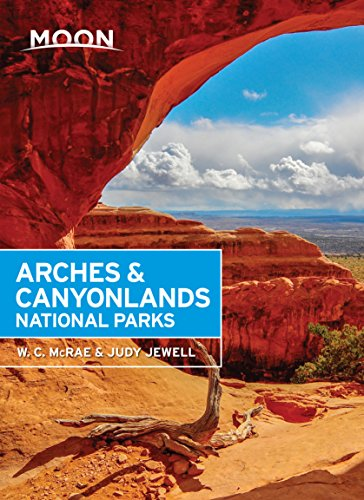 Moon Arches & Canyonlands National Parks (Travel Guide) (English Edition)