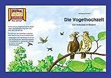 Kamishibai: Die Vogelhochzeit: 7 Bildkarten für das Erzähltheater
