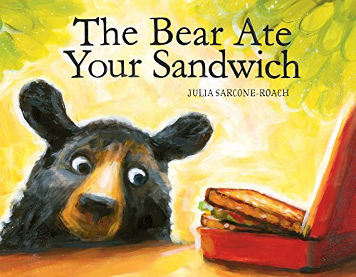The Bear Ate Your Sandwich (English Edition) 2-tier-sandwich