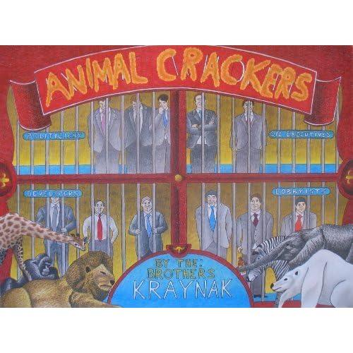 Animal Crackers by Jeffrey Kraynak (2013-04-29)