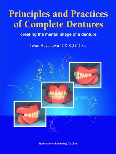 Principles and Practices of Complete Dentures: Creating a Mental Image of a Denture