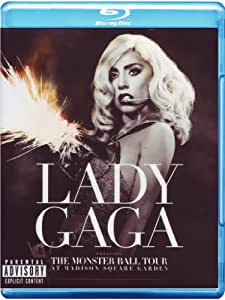 The Monster Ball Tour: Live At Madison Square Garden [Blu-ray]