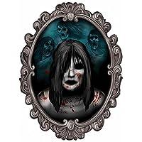 Casa infestata 3d specchio Halloween decorazione da