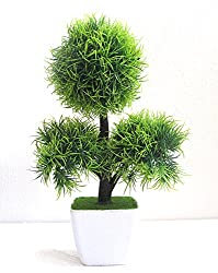 HYPERBOLE Wild Plant Artificial Plant with Pot