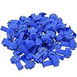 Evolution Kabelverbinder 1,5mm² - 2,5mm² Kabelquerschnitt blau Quetschverbinder Abzweigverbinder Schnellverbinder KFZ