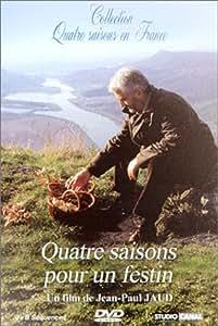 Collection Quatre saisons en France : Quatres saisons pour un festin