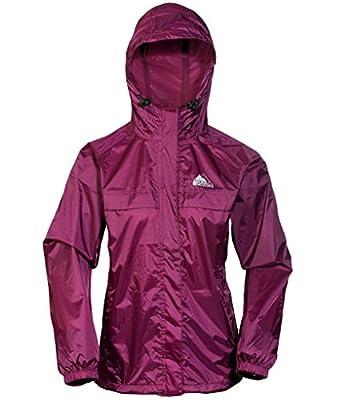 Cox Swain 2-Lagen Damen Outdoor Funktions Regenjacke - 3.000mm Wassersäule -3.000mm Atmungsaktivität von Cox Swain - Outdoor Shop
