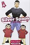 Silver Spoon - La cuillère d'argent Edition simple Tome 8