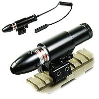 Spike Lunettes de visée Compact Tactical Laser Vert Sight w / Barrel Supports et 20mm / 11mm ferroviaire Mounts Chasse