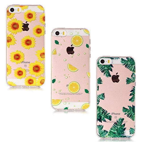 KANTAS {Pack of 3} Soft Silicone Case