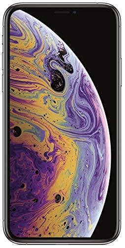 Apple iPhone Xs (Silver, 4GB RAM, 64GB Storage, 12 MP Dual Camera, 458 PPI Display)