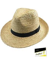 Amazon.es  sombrero de paja - Sombreros cowboy   Sombreros y gorras  Ropa c9136883353
