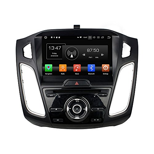 Kunfine Android 9.0 Octa Core Car DVD GPS Navigation Multimedia Player Car...
