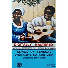 Songs from Senegal [CASSETTE]
