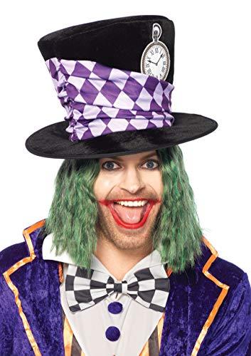 Leg Avenue A2777oversize Mad Hatter top Hat Costume da uomo (taglia unica)