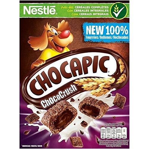 Nestlé - Céréales Chocapic Au Chocolat - 410G - Lot De 3 - Livraison Rapide en France - Prix Par Lot