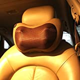 Shiatsu Massager Cushion for Relax Neck Back Leg with Soft Heat & Car Home Office Use