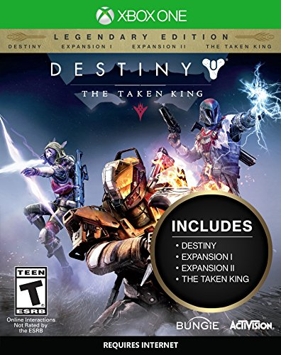 Activision Destiny: The Taken King Legendary Edition – Juego (Xbox One, ENG) 51ZMbhcfnTL
