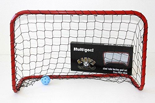 Spokey Uni portería de hockey, Floor portería de...