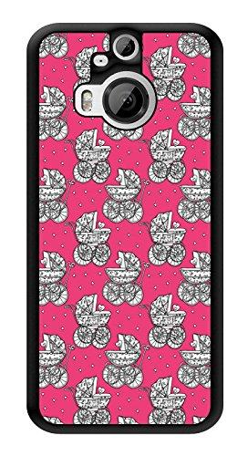 Baby Pram stroller Cute Printed Designer Mobile Back Cover For