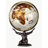 Replogle - Globo Atlas inglés, 30 cm, color beige (37600.0)