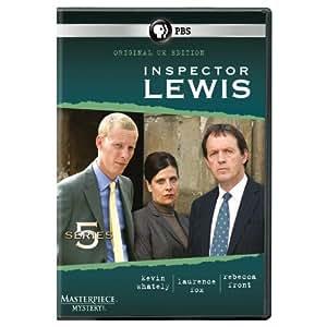 Inspector Lewis: Series 5 [DVD] [2012] [Region 1] [US Import] [NTSC]