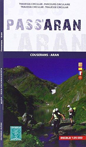 Pass'Aran - Couserans - Aran por Editorial Alpina S.L.