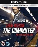 The Commuter 4K UHD [Blu-ray] [2018]
