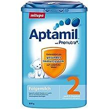 Aptamil 2 episodio leche con Pronutra, 4-pack (4 x 800g)