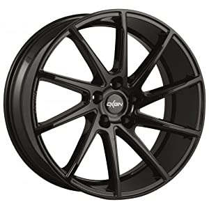 OXIGIN 20 Attraction black 8,5x19 ET23 5.00x112 Hub Bore 66.60 mm - Alu felgen