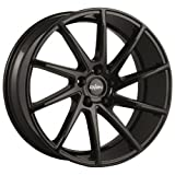 OXIGIN 20 Attraction black 10,5x20 ET43 5.00x130 Hub Bore 71.60 mm - Alu felgen