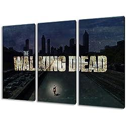 Posters originales de gran calidad de la serie The Walking Dead. Ricky y compañía para decorar tu cuarto.