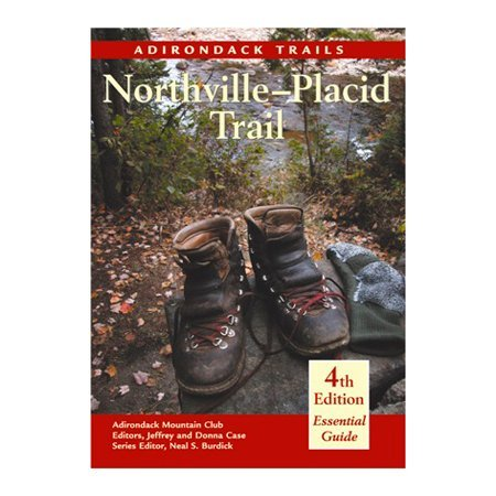 Guide to Adirondack Trails: Northville-Placid Trail (Forest Preserve Series) por Bruce Wadsworth