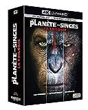 Coffret trilogie la planète des singes : les origines ;...