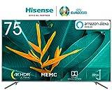 Hisense H75BE7410 Fernseher DolbyVision Metallgehäuse
